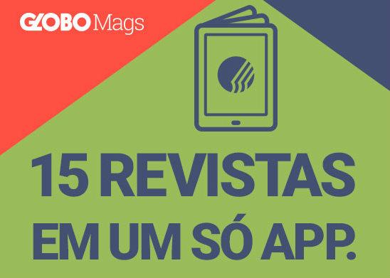 Leia revistas Globo