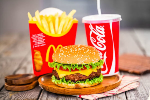 Cupons lanches McDonalds