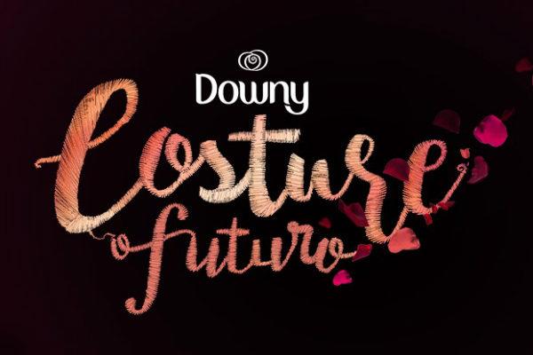 Promoção Downy costure o futuro