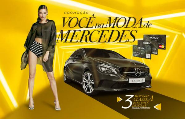 Ganhe Mercedes Classe A