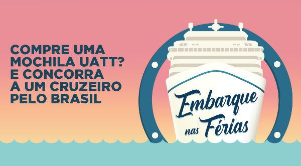 Cruzeiro pelo Brasil Uatt