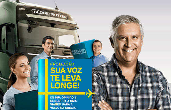 Viagem para Suécia Volvo