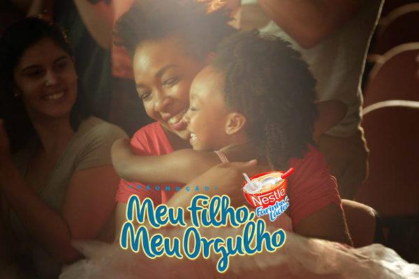 Farinha Láctea Nestlé prêmios