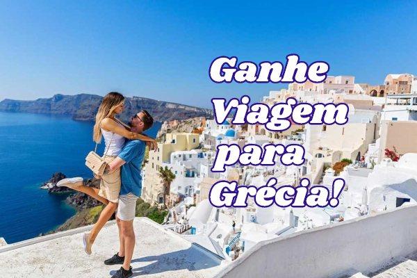 Viajar para Grécia Promoção