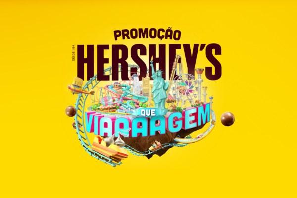 promoção chocolate hersheys