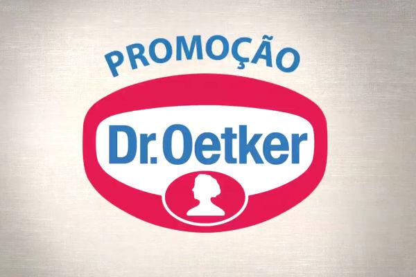 Supermercado grátis Dr Oetker