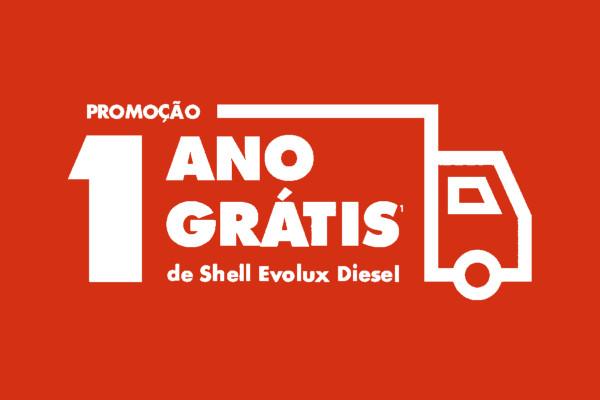 Promoção Shell tanque cheio