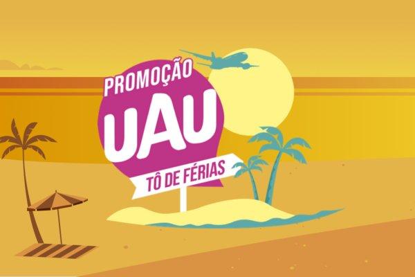promoção uau tô de férias