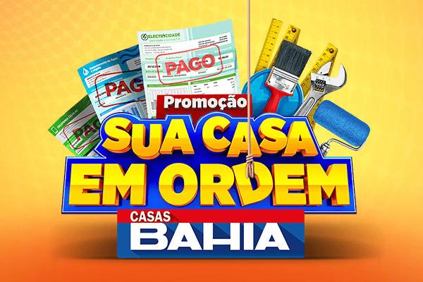 Casas Bahia sorteia prêmios