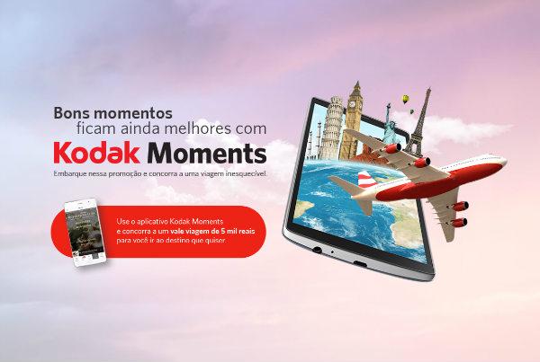Promoção Kodak Moments