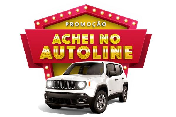 promoção autoline jeep renegade