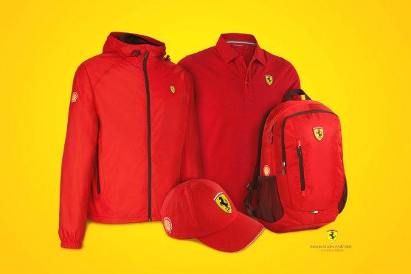 Ganhe produtos Ferrari