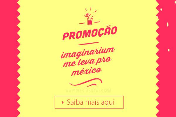 promoção imaginarium viagem