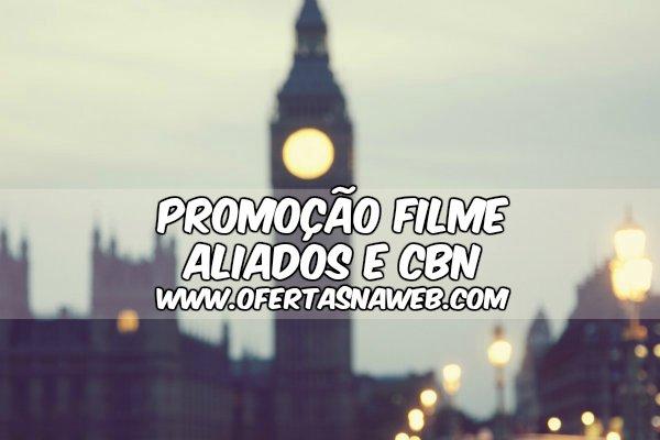 Promoção CBN filme Aliados