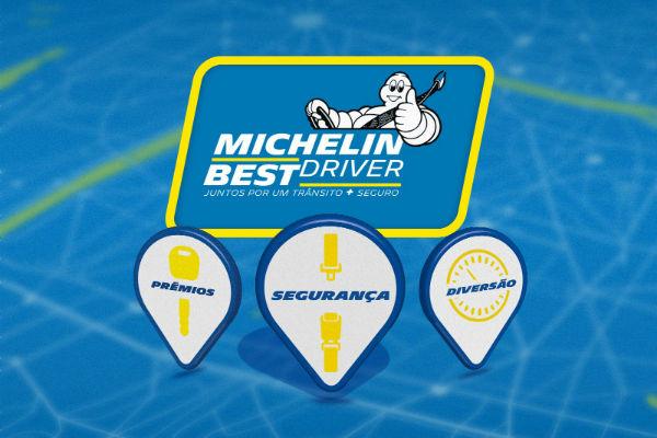 Concurso Michelin best driver