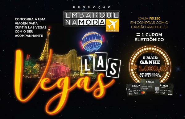 Você em Las Vegas Riachuelo