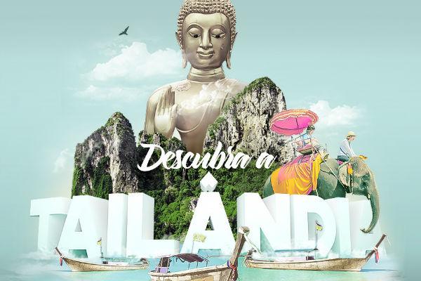 Promoção Descubra Tailândia