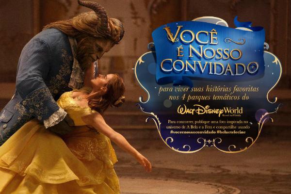 Promoção Telecine 2017 Disney