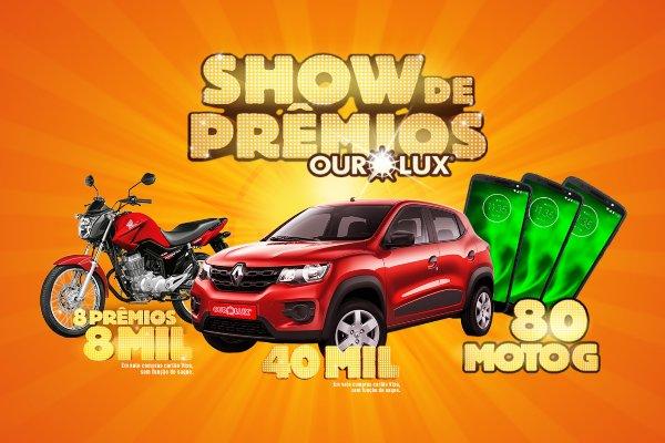 promoção ourolux prêmios