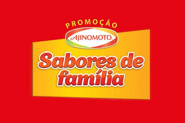 Promoção sabores de família