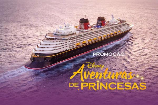 promoção aventuras de princesas