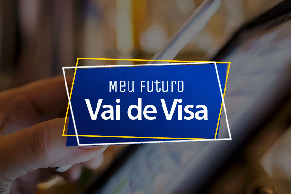 meu futuro vai de Visa