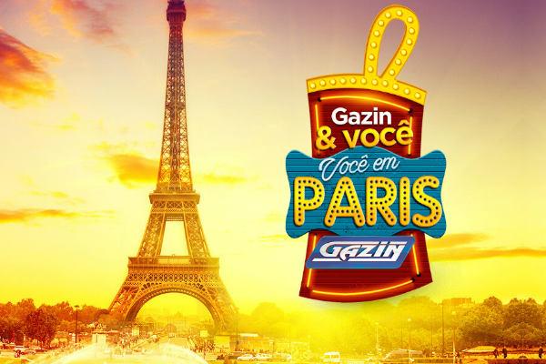 Promoção Gazin Paris