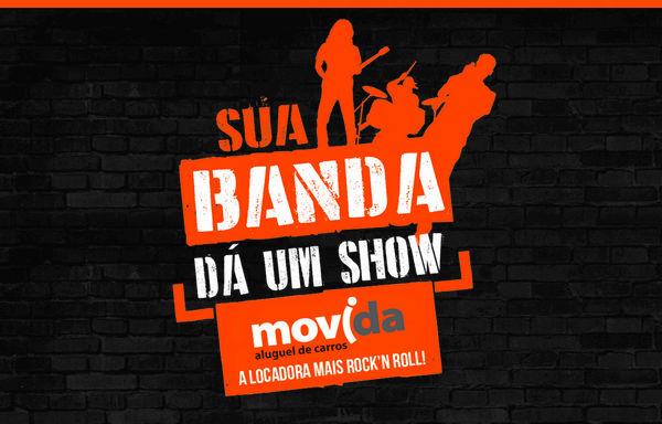 Promoção Movida sua banda