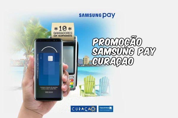 Promoção Samsung Pay