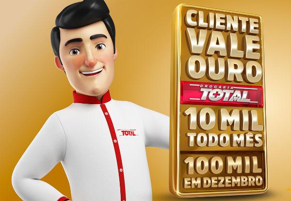 promoção cliente vale ouro