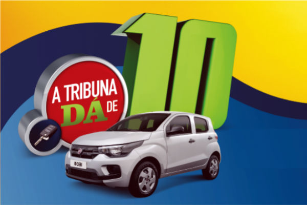 Promoção jornal Tribuna