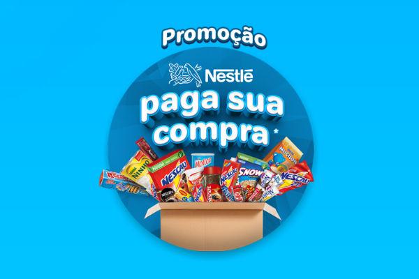 Nestlé paga sua compra