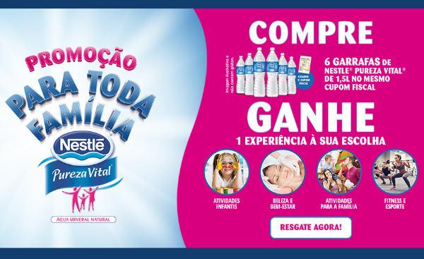 Promoção Pureza Vital Nestlé