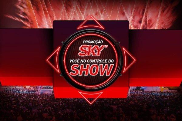 Promoção Rock in Rio Sky