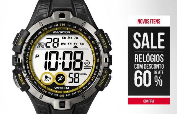 Super promoção Timex relógios