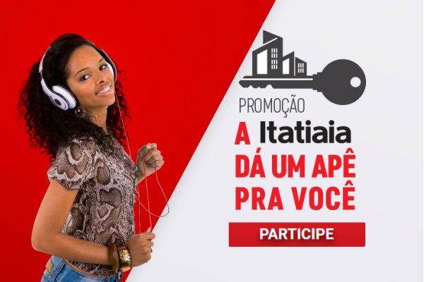 promoção itatiaia apartamento