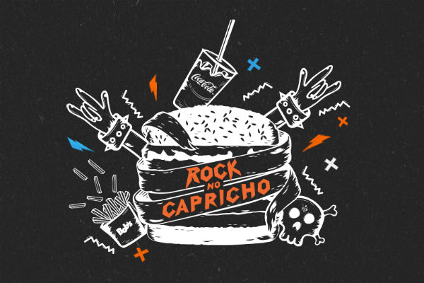Promoção rock no capricho
