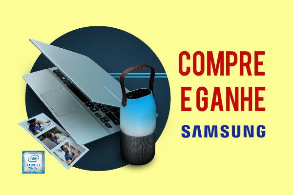 Promoção Papai merece Samsung