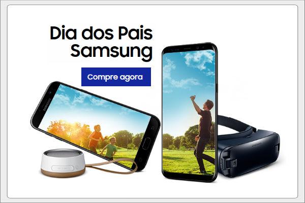 Promoção Samsung 2017
