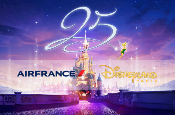 Concurso Air France Disneyland