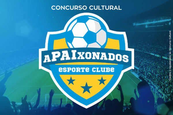 Concurso apaixonados esporte clube