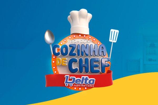 promoção cozinha de chef