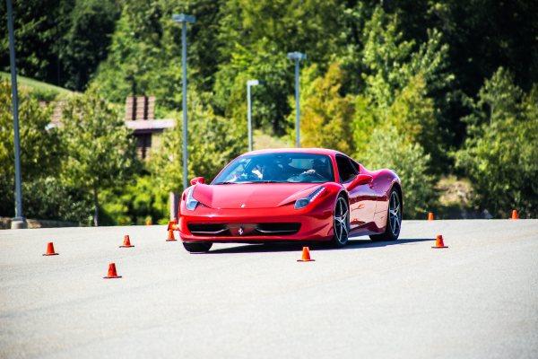 Promoção Ferrari Experience