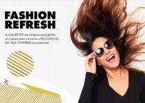 glamour fashion refresh