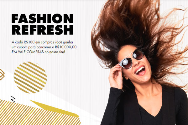 Glamour Fashion Refresh