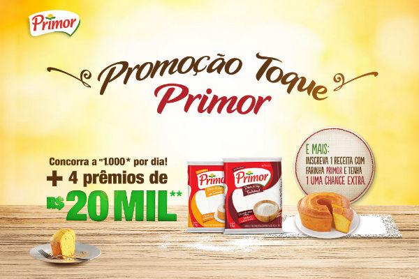 promoção primor 2017