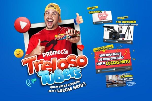 Promoção biscoito treloso Trelosokê