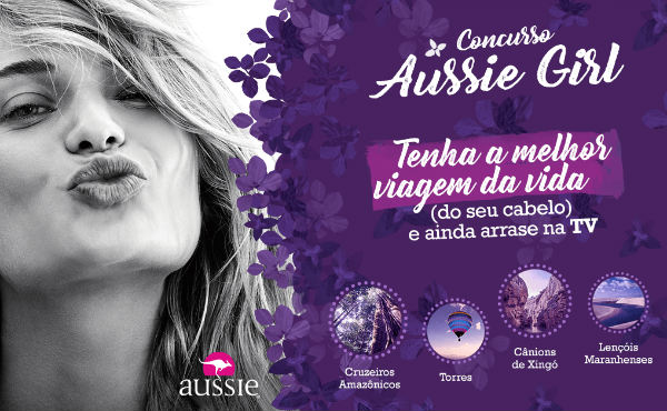 Concurso Aussie Girl