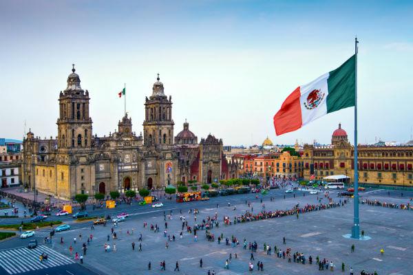 ganhe viagem ao México