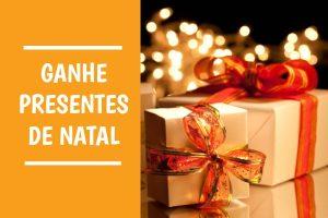 ganhar presentes natal